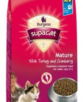 Burgess Supacat Mature / 1.4kg