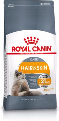 Royal Canin Dry Cat Food Hair & Skin Care / 4kg