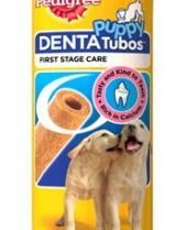 DentaTubos Puppy Dental Treats - Pack of 3