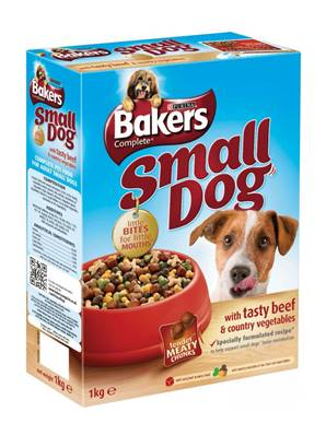 Bakers Small Dog Food Kg