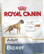Royal Canin Dry Dog Food Breed Nutrition Boxer Adult 12kg