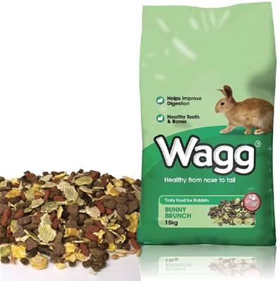 Wagg Bunny Brunch 15kg