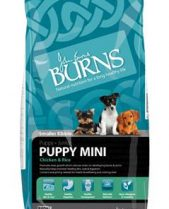 Burns Puppy Mini Bites Chicken & Rice 12kg