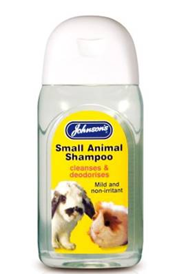 Johnson's Small Animal Cleansing Shampoo