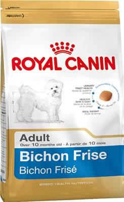 Royal Canin Dry Dog Food Breed Nutrition Bichon Frise 1.5kg