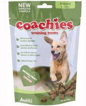 Coachies Naturals Dog Training Treats (Adult) - Chicken Chews, 200g
