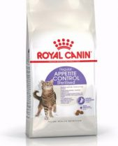 Royal Canin Dry Cat Food Sterilised Appetite Control / 4kg