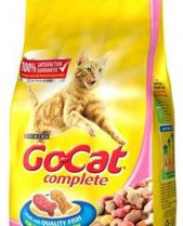 Go Cat Complete Dry Food Adult with Salmon & added Vegetables / 2kg
