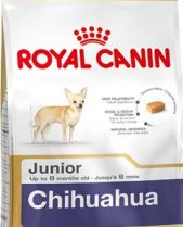 Royal Canin Dry Dog Food Breed Nutrition Chihuahua Junior 1.5kg