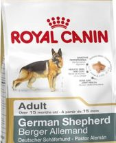 Royal Canin Dry Dog Food Breed Nutrition German Sheperd Adult 12kg