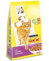 Go Cat Complete Dry Food Adult With Chicken And Duck 10kg