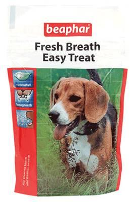Beaphar Fresh Breath Dog Treats - 150g