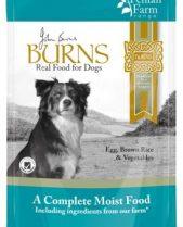 Burns Complete Gluten Free Wet Dog Food - Egg, Rice and Veg 400g