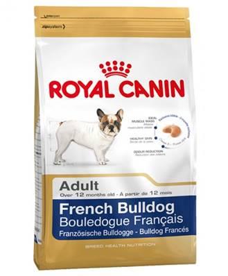 Royal Canin Dry Dog Food Breed Nutrition French Bulldog Adult 3Kg