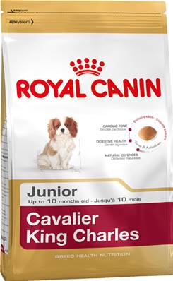 Royal Canin Dry Dog Food Breed Nutrition Cavalier King Charles Junior 1.5kg