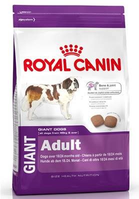 Royal Canin Dry Dog Food Giant Adult 15kg