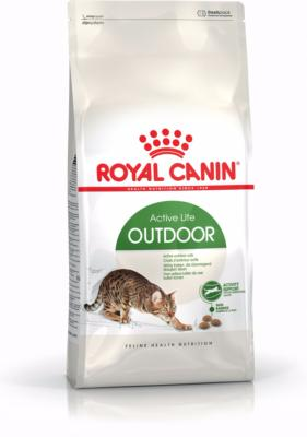 Royal Canin Dry Cat Food Outdoor 30 / 4kg