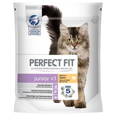 Perfect Fit Cat Complete Junior Chicken 190g