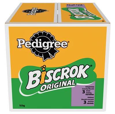 Pedigree Biscrok Gravy Bones Dog Biscuits - 10kg
