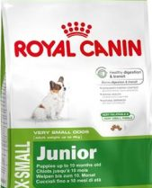 Royal Canin Dry Dog Food Extra Small Junior 1.5kg