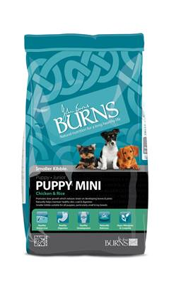 Burns Puppy Mini Bites Chicken & Rice 6kg
