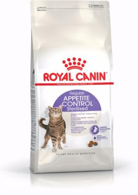 Royal Canin Dry Cat Food Sterilised Appetite Control / 2kg