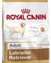 Royal Canin Dry Dog Food Breed Nutrition Labrador Retriever Adult 12kg