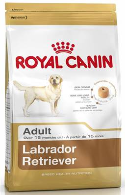 Royal Canin Dry Dog Food Breed Nutrition Labrador Retriever Adult 12kg