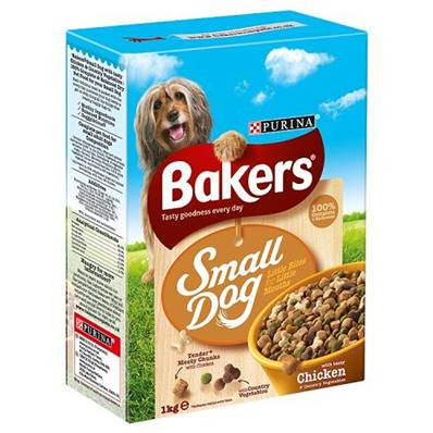 Bakers Small Dog Food Chicken