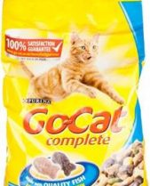 Go Cat Complete Dry Food Adult with Tuna, Herring & added Vegetables / 4kg