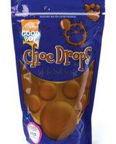 Good Boy Dog Chocolate Drops Treats - 100g