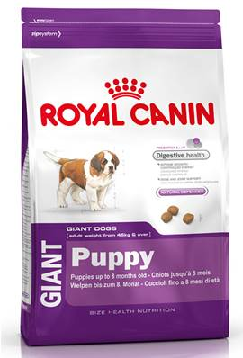 Royal Canin Dry Dog Food Giant Puppy 15kg