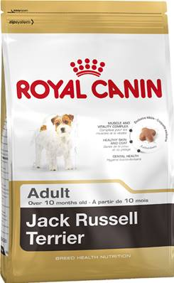 Royal Canin Dry Dog Food Breed Nutrition Adult Jack Russell Terrier 7.5kg