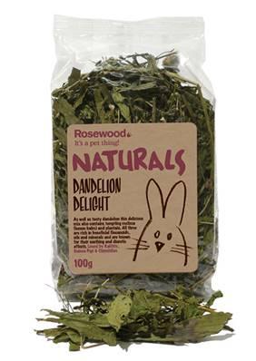 Rosewood Natural Treat Dandelion Delight 100g