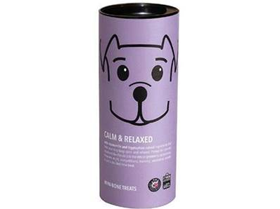Pooch & Mutt Dog Treats - Calm and Relaxed 125g