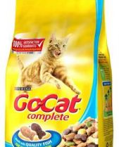 Go Cat Complete Dry Food Adult with Tuna, Herring & added Vegetables / 2kg
