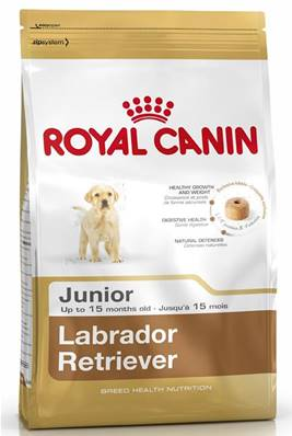Royal Canin Dry Dog Food Breed Nutrition Labrador Retriever Junior 12kg