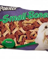 Pointer Assorted Small Bone Dog Biscuits - 2kg