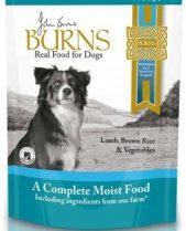 Burns Complete Gluten Free Wet Dog Food - Lamb, Rice and Veg 400g