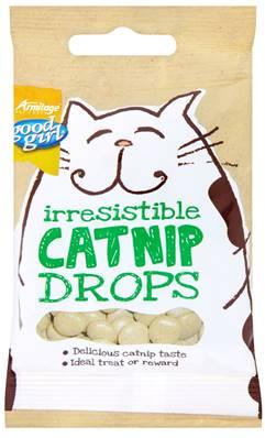 Good Girl Catnip Biscuit 75g