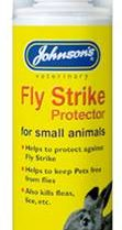 Johnson's Fly Strike Protector Scmall Animals 150ml
