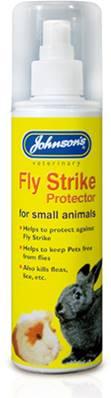 Johnson's Fly Strike Protector Scmall Animals 150ml