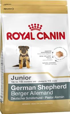 Royal Canin Dry Dog Food Breed Nutrition German Shepherd Junior 12kg