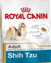 Royal Canin Dry Dog Food Breed Nutrition Shih Tzu Adult 1.5kg