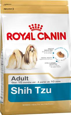 Royal Canin Dry Dog Food Breed Nutrition Shih Tzu Adult 7.5kg