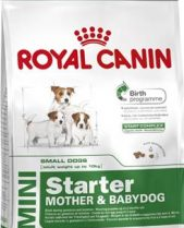 Royal Canin Dry Dog Food Mini Starter 1kg