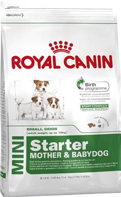 Royal Canin Dry Dog Food Mini Starter 3kg