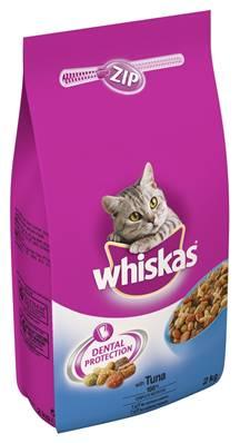 Whiskas Dry Cat Food 2kg Tuna