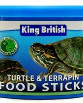King British Turtle & Terrapin Food Sticks 110g