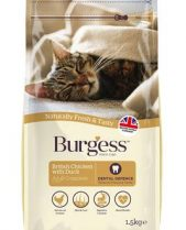 Burgess Supacat Chicken & Duck / 1.5Kg